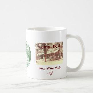 Camp Ro-Li Basic White Mug