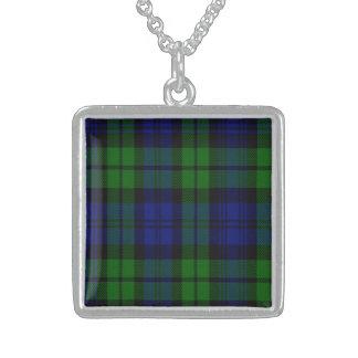 Camp Scottish Tartan Pendants