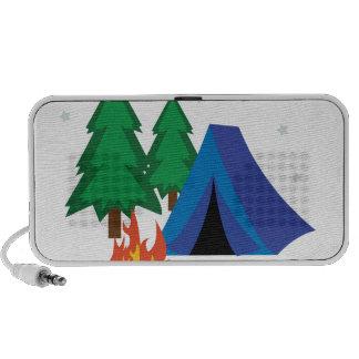 Camp Site PC Speakers