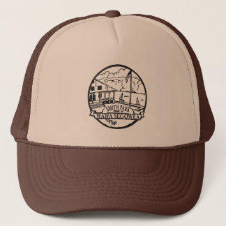 Camp Trucker Hat! Cap
