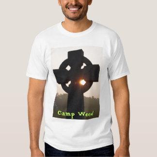 Camp Weed Tshirt
