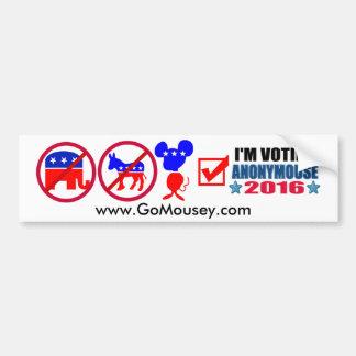 Campaign 2016 Bumper Sticker