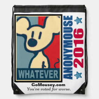 Campaign 2016 Whatever Backpack