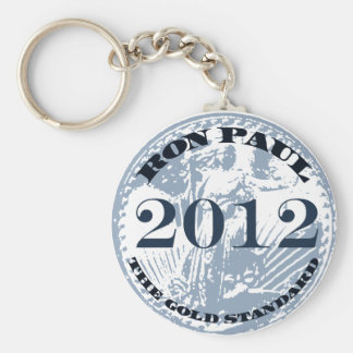 CAMPAIGN FOR LIBERTY BASIC ROUND BUTTON KEY RING