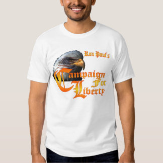 campaign for liberty eagle eye t shirts