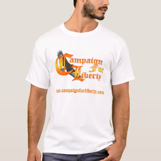 Campaign for liberty eagle T-Shirt