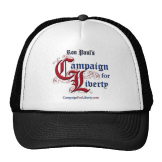 Campaign For Liberty Hat RON PAUL