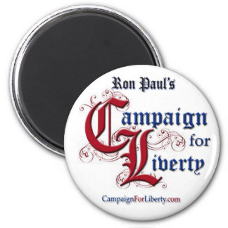 Campaign For Liberty Magnet RON PAUL