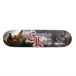 Campaign for Liberty Patriot Skateboard