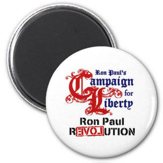 Campaign For Liberty Ron Paul Magnet
