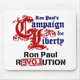 Campaign For Liberty Ron Paul Mouse Pads