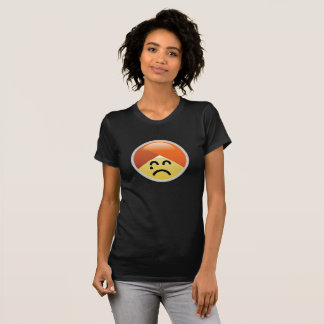 Campaign Guru Disappointed Turban Emoji T-Shirt