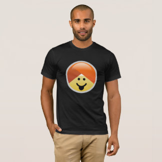 Campaign Guru Tongue Turban Emoji T-Shirt