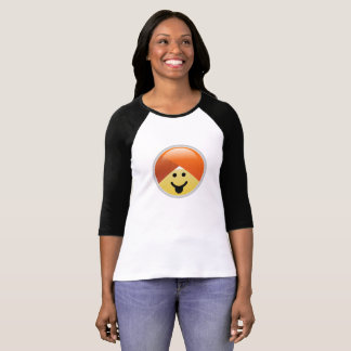 Campaign Guru Tongue Turban Emoji T-Shirt