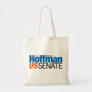 Campaign Logo Lunch Tote Canvas Bags