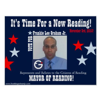 Campaign Poster Frankie
