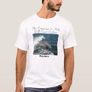 Campaign To Help Gulf Coast Critters T-Shirt