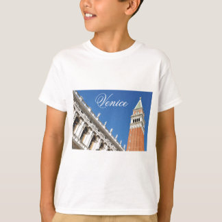 Campanile tower in Venice, Italy T-Shirt