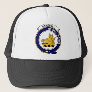 Campbell Clan Badge Trucker Hat
