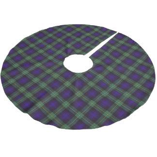 Campbell of Argyll clan Plaid Scottish tartan Brushed Polyester Tree Skirt