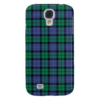 Campbell Tartan Galaxy S4 Cover