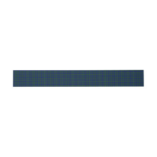Campbell Tartan Invitation Belly Band