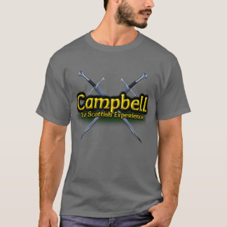 Campbell The Scottish Experience Clan T-Shirt