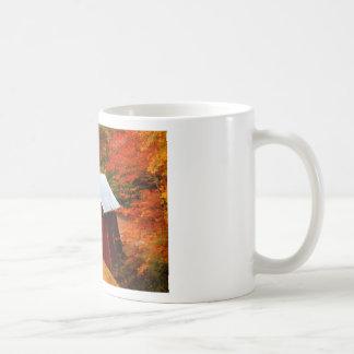 campbells covered bridge coffee mug