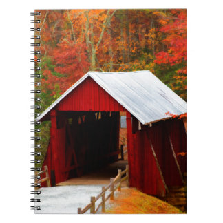 campbells covered bridge notebooks