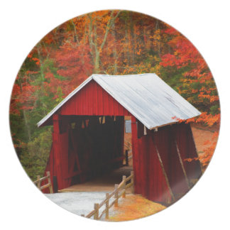 campbells covered bridge plate
