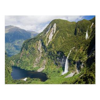 Campbells Kingdom, Doubtful Sound, Fiordland Postcard