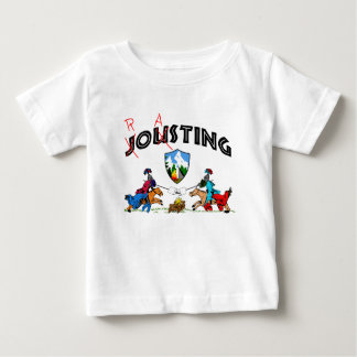 Camper Knights Roasting Marshmallow Funny Dark Baby T-Shirt
