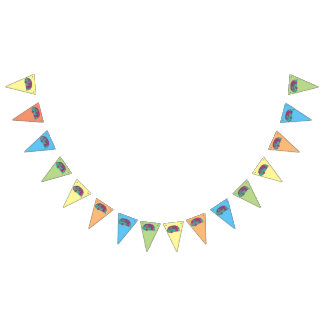 Camper Party Bunting