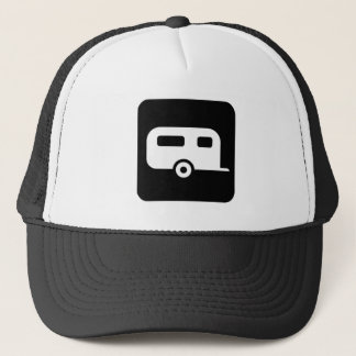 Camper Sign Trucker Hat