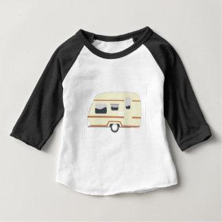 Camper Trailer Camping Van Baby T-Shirt