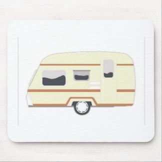 Camper Trailer Camping Van Mouse Pad
