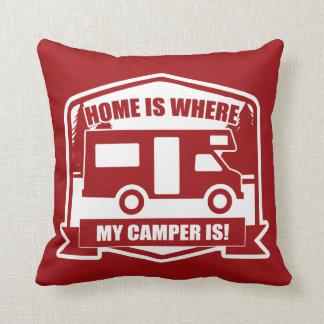 Camper Van/Motor Home Cushion