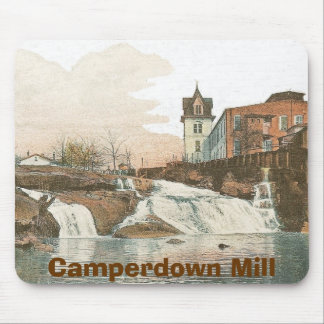 Camperdown Mill Mousepad 1