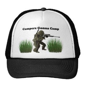 Campers Gonna Camp Cap