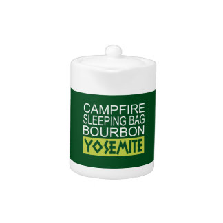 Campfire Sleeping Bag Bourbon Yosemite