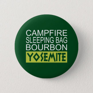 Campfire Sleeping Bag Bourbon Yosemite 6 Cm Round Badge