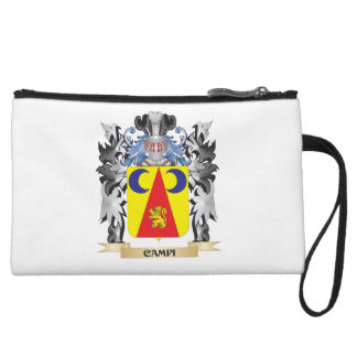 Campi Coat of Arms - Family Crest Wristlet