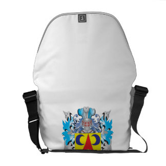 Campi Coat of Arms - Family Crest Courier Bags