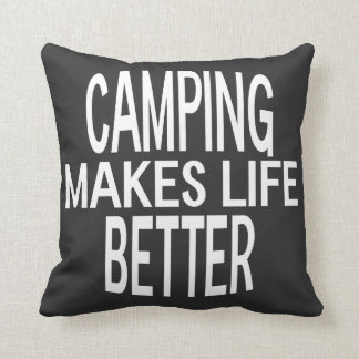 Camping Better Pillow - Assorted Styles & Colors