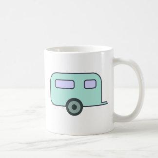 Camping car trailer caravan coffee mug