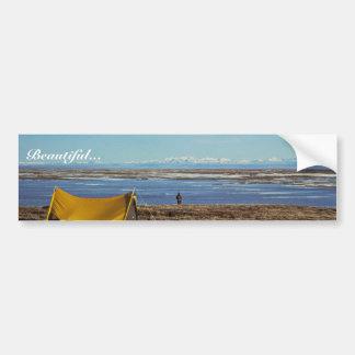 Camping Coastal Plains Bumper Stickers