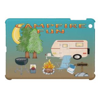 Camping Fun iPad Mini Cover