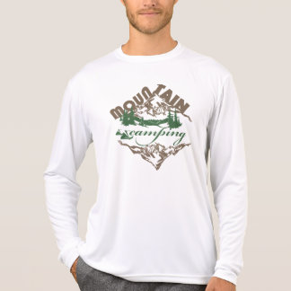 Camping in Mountain T-Shirt