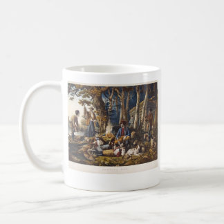 Camping Out Coffee Mug