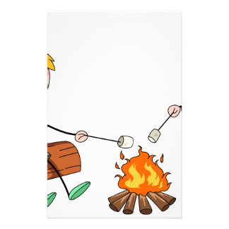 Camping Stationery